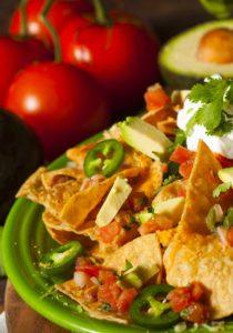 Bison Taco Salad
