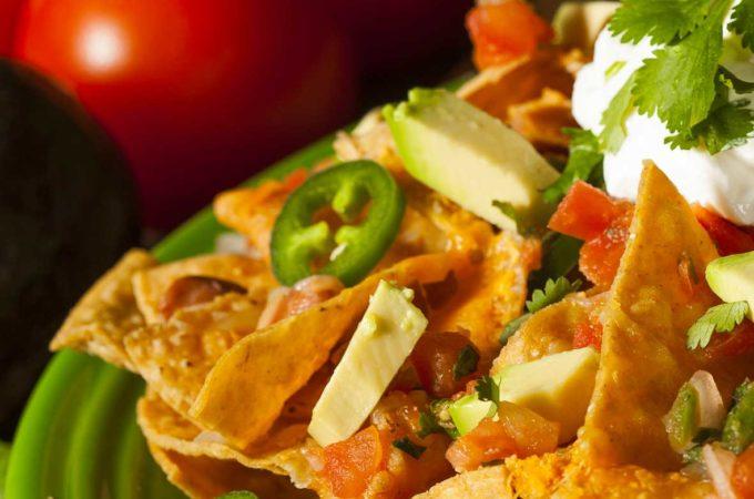 Bonnie Sayers Taco Salad