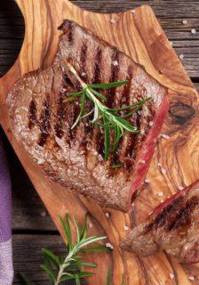 Bison Cooking & Handling Tips