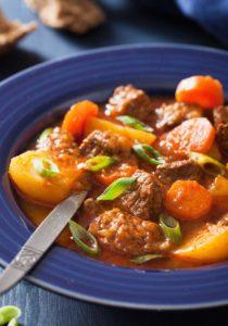 Sayersbrook Bison Stew recipe