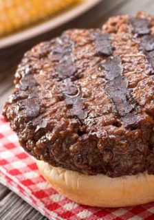 Classic Bison Burger Patties