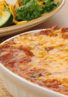 Bison Taco Casserole Recipe