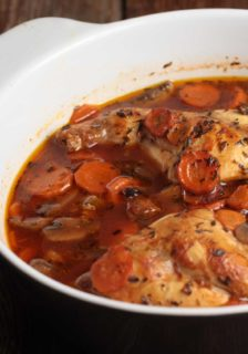 Classic Rabbit Stew Recipe