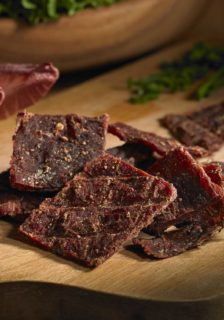 Learn to Make Your Own Healthy Jerky Snacks