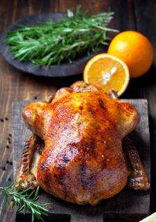Roast Cornish Hen