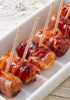 What to Do with Wild Boar Bacon Ends